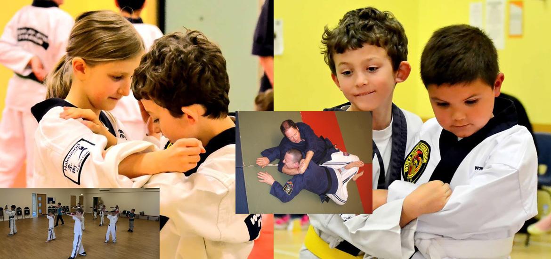 Jujitsu in Schools