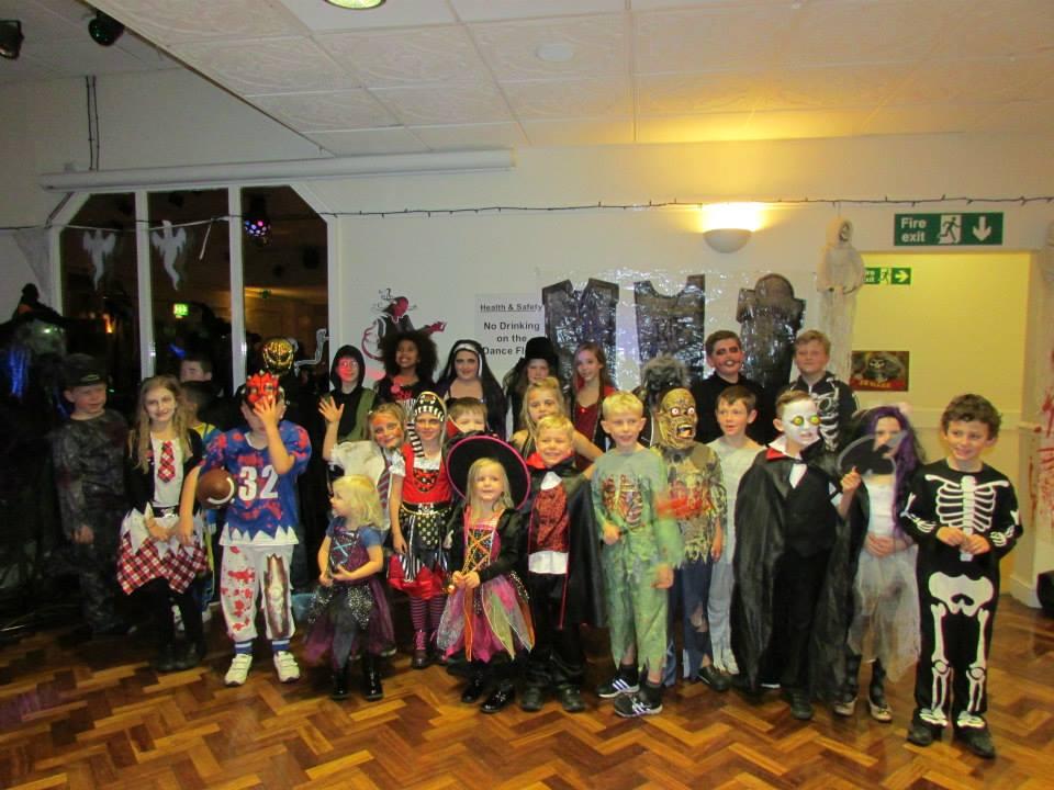 Halloween Party Info