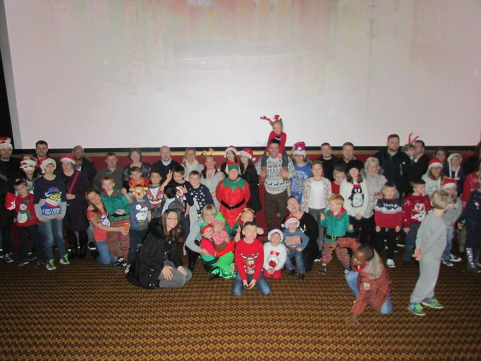 Christmas Cinema Trip