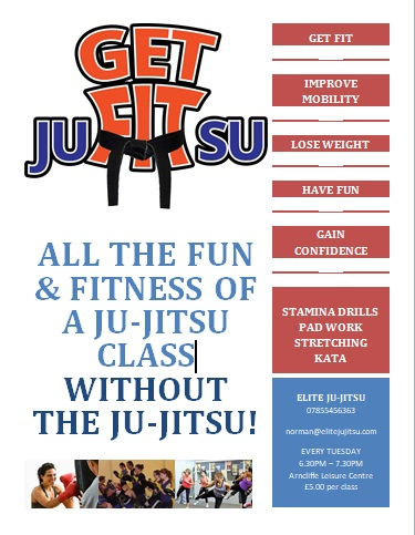 Free Ju FITsu Session